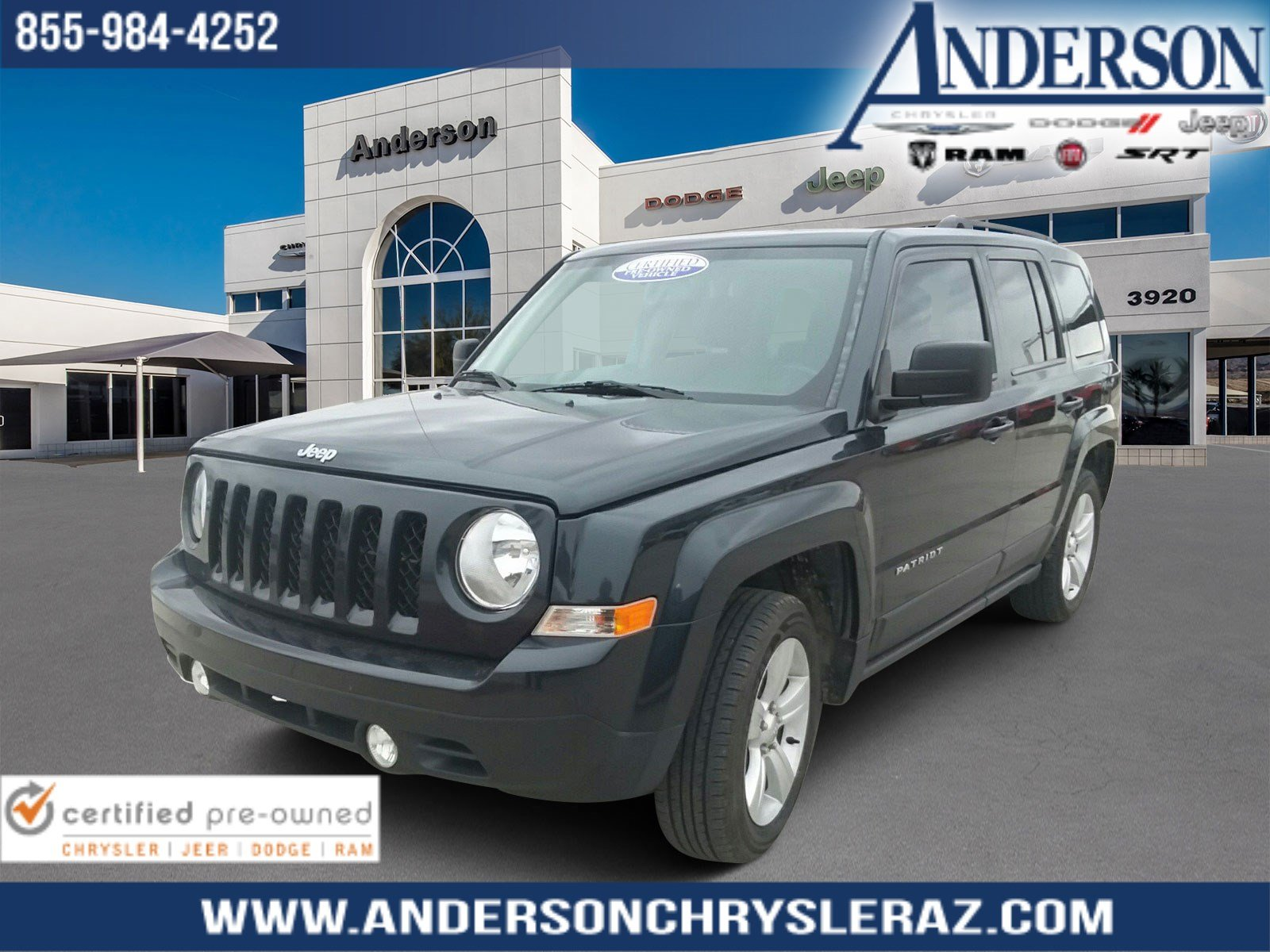 2014 Jeep Patriot Mpg >> Certified Pre Owned 2014 Jeep Patriot Latitude Fwd 4d Sport Utility