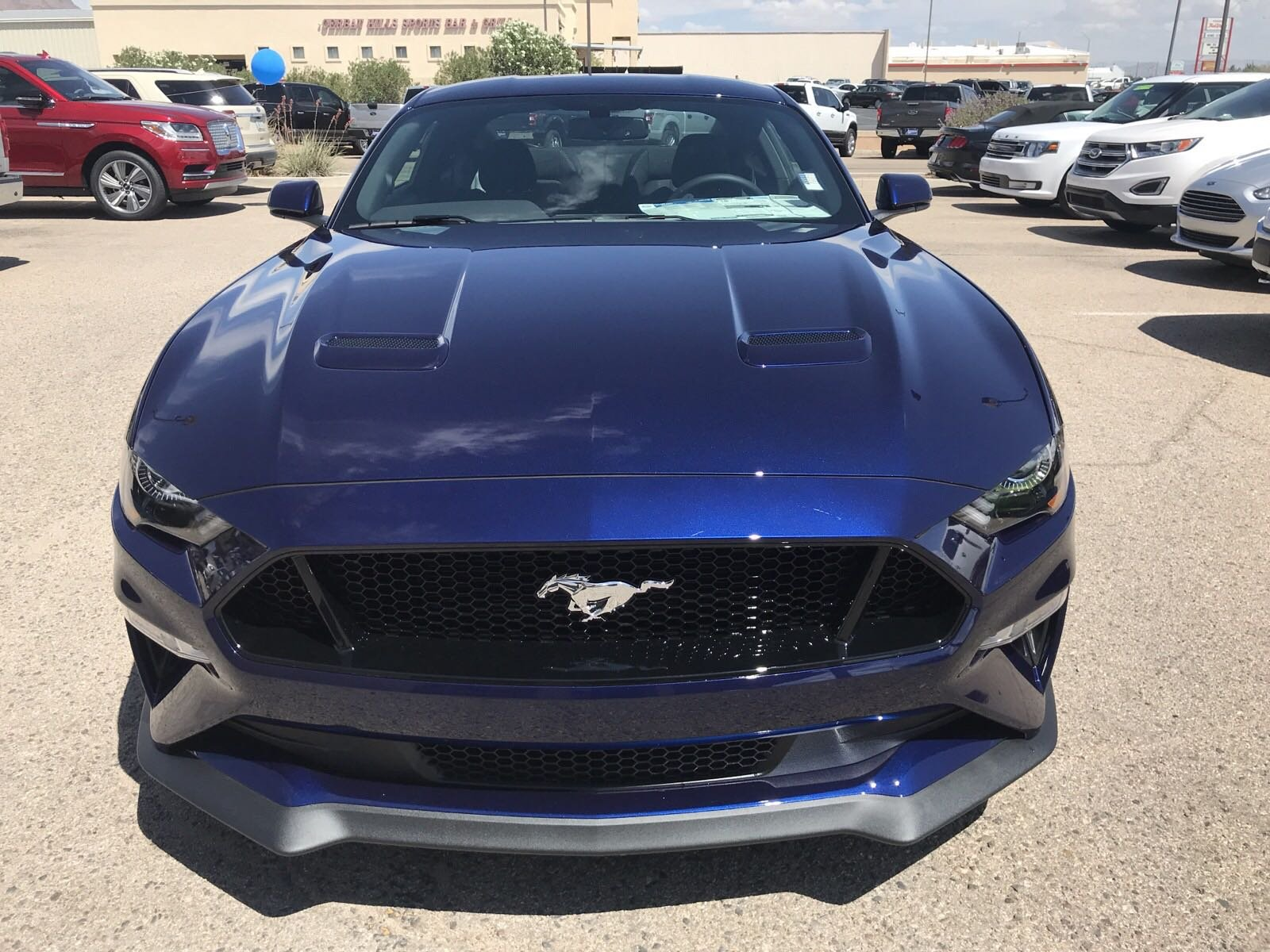 New 2019 Ford Mustang GT 2D Coupe in K