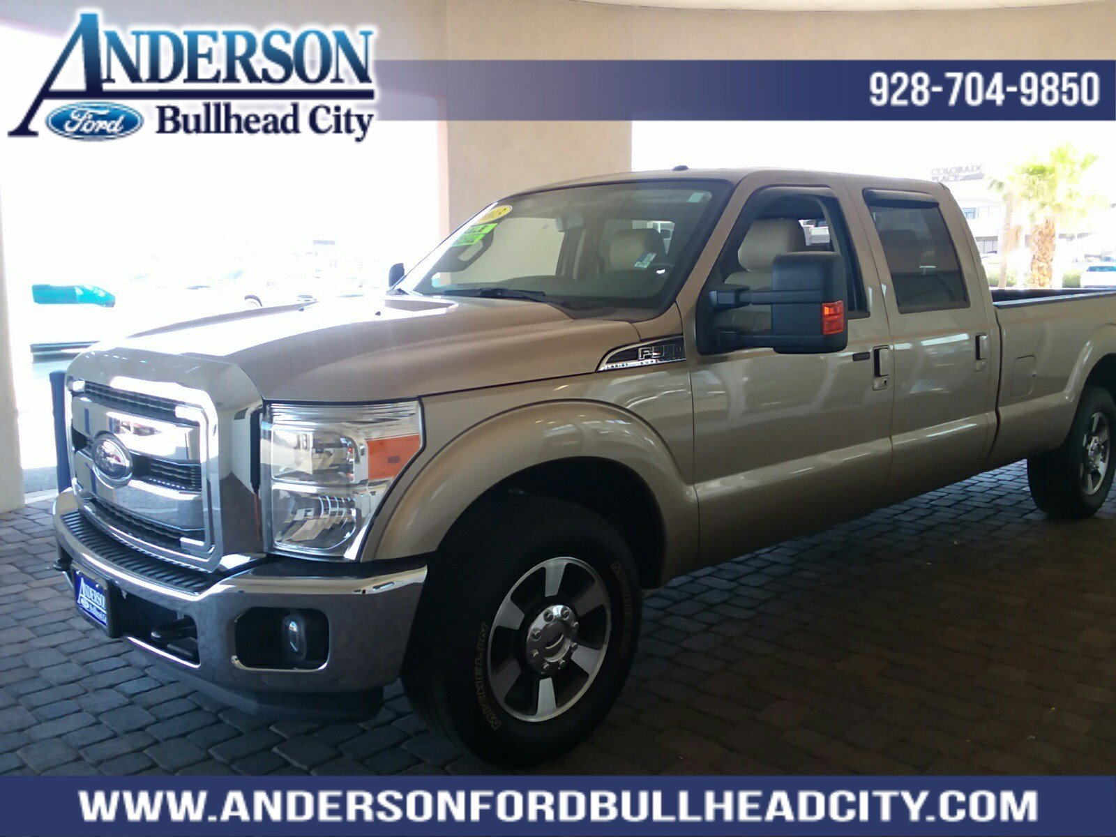 Pre owned 2013 ford f 350sd lariat