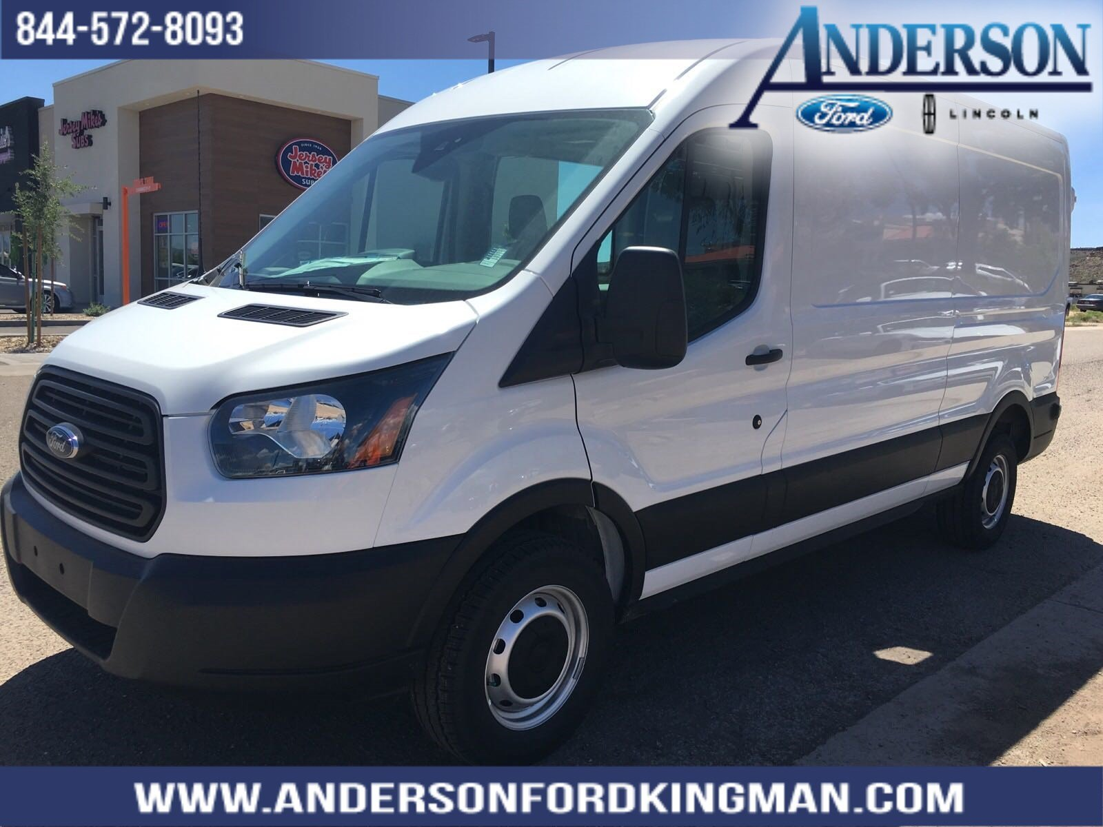 Ford Transit 250 >> New 2019 Ford Transit 250 Base 3d Medium Roof Cargo Van In K30043