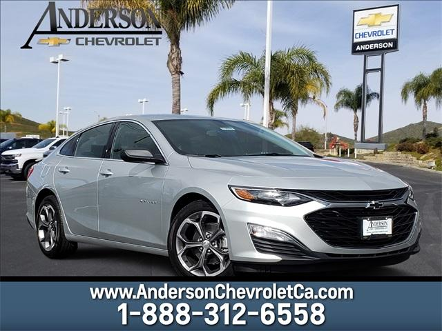 New 2019 Chevrolet Malibu Rs Fwd 4d Sedan