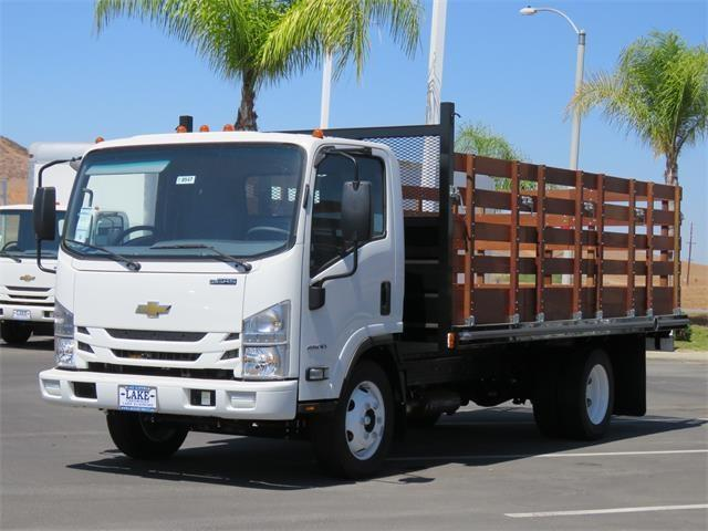 New 2018 Chevrolet Low Cab Forward 4500 Gas