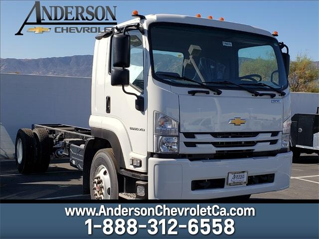New 2019 Chevrolet Low Cab Forward 6500XD Diesel