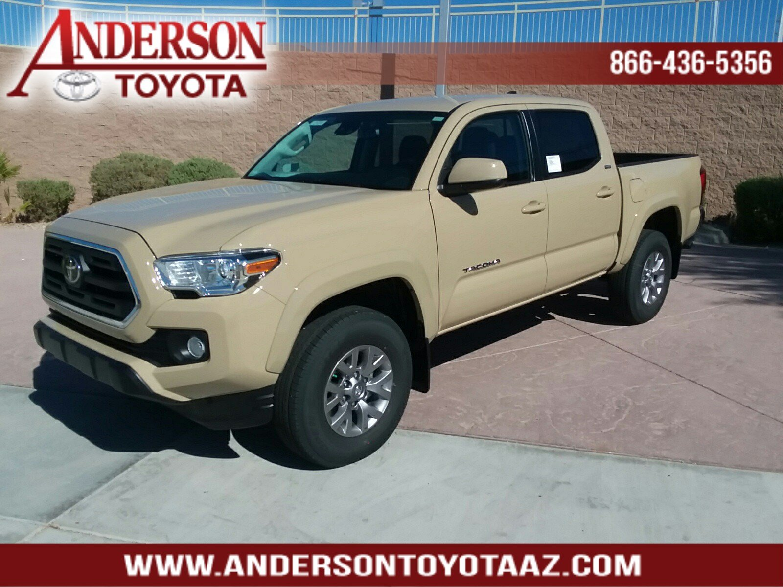 2005 Tacoma Fuel Filter New 2019 Toyota Sr5 4d Double Cab In 25701 Anderson Auto Group