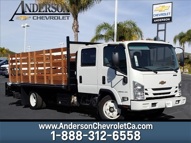 New 2019 Chevrolet Low Cab Forward 5500XD LCF Diesel