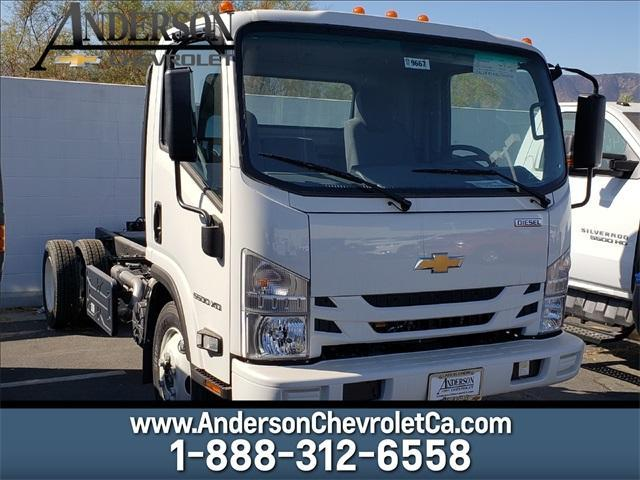 New 2020 Chevrolet Low Cab Forward 5500XD LCF Diesel