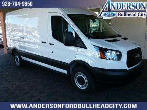 New 2019 Ford Transit-250 Base 3D Medium Roof Cargo Van in