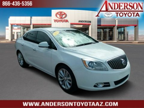 Pre-Owned 2012 Buick Verano Sedan