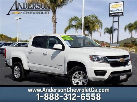 Certified Pre-Owned 2020 Chevrolet Colorado 2WD LT
