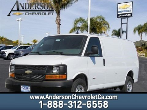 New 2017 Chevrolet Express Cargo Van