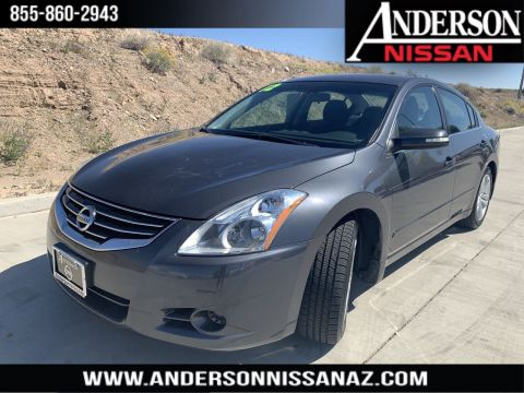Pre-Owned 2012 Nissan Altima 3.5 SR