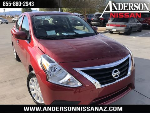 New 2019 Nissan Versa 1.6 S Plus