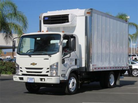 New 2017 Chevrolet Low Cab Forward 4500 Gas