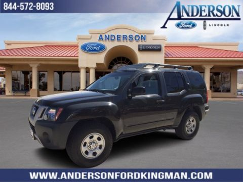 Pre-Owned 2012 Nissan Xterra X