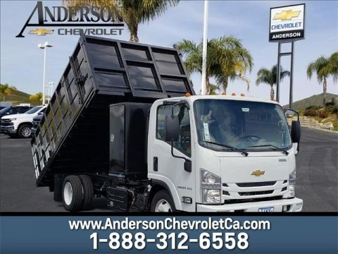 New 2019 Chevrolet Low Cab Forward 5500XD Diesel