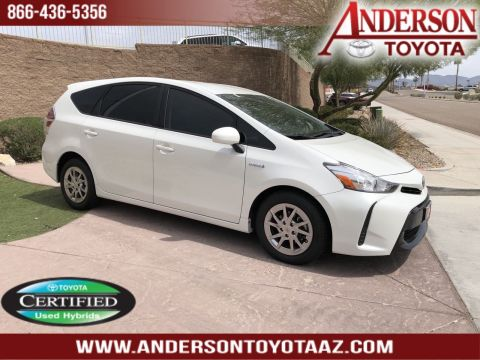 Certified Pre-Owned 2015 Toyota Prius v Two
