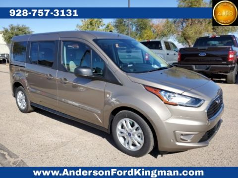 New 2020 Ford Transit Connect Xlt 4d Wagon In K30381 Anderson Auto Group